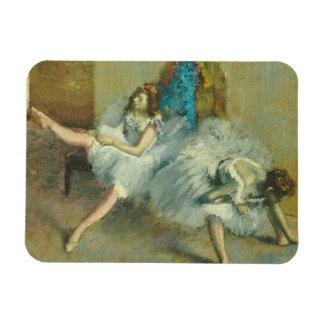 Magnet Flexible Edgar Degas | avant le ballet, 1890-1892