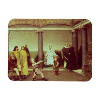 Magnet Flexible Éducation d'Alma-Tadema | des enfants de Clothilde
