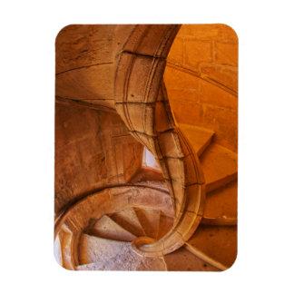 Magnet Flexible Escalier en spirale tordu, Portugal