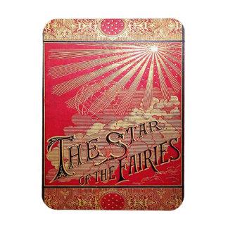 Magnet Flexible Falln l'étoile de la couverture de livre de fées