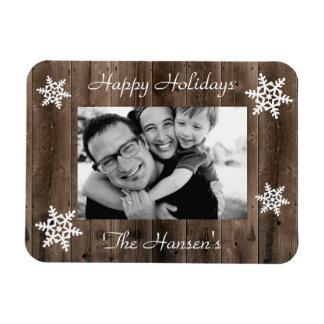 Magnet Flexible Famille de Noël