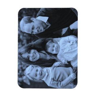 Magnet Flexible Famille décontractée 2015 de Kate William de