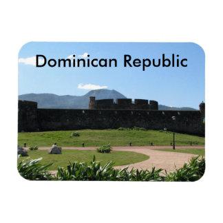 Magnet Flexible fort Puerto Plata, République Dominicaine