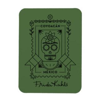 Magnet Flexible Frida Kahlo | Coyoacán