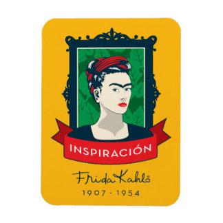 Magnet Flexible Frida Kahlo | Inspiración