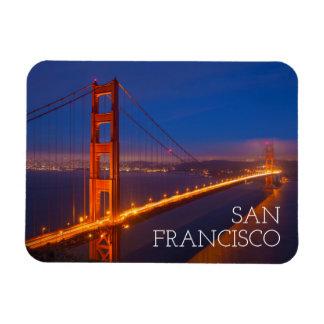 Magnet Flexible Golden gate bridge, la Californie