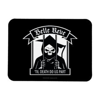 Magnet Flexible Graphique de Reve Reaper de belle du peloton | de