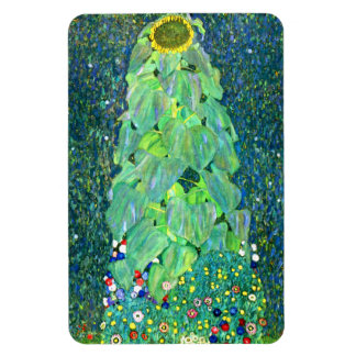 Magnet Flexible Gustav Klimt : Tournesol