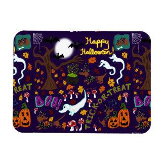Magnet Flexible Halloween du teckel de diva