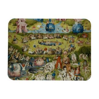 Magnet Flexible Jardin des plaisirs terrestres, 1490-1500