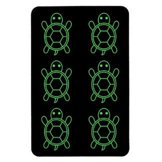 Magnet Flexible Je sauve des tortues !