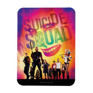 Magnet Flexible Joker du peloton | de suicide et affiche de film