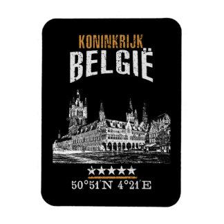 Magnet Flexible La Belgique
