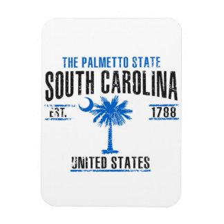 Magnet Flexible La Caroline du Sud