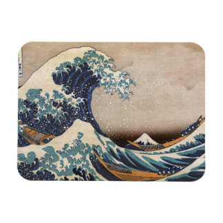 Magnet Flexible La grande vague outre de Kanagawa