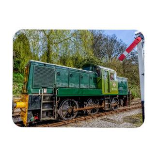 """Magnet Flexible La locomotive """"D9521"""" diesel"""