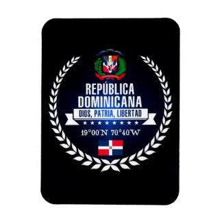 Magnet Flexible La République Dominicaine