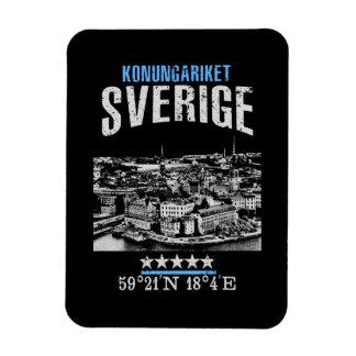 Magnet Flexible La Suède