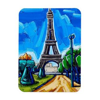 Magnet Flexible L'aimant de Tour Eiffel