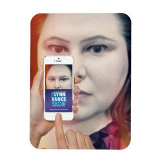 Magnet Flexible L'aimant d'Iphone d'exposition de Lynn Vance