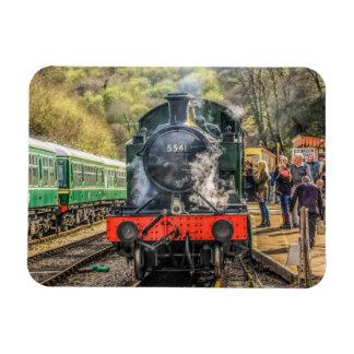 """Magnet Flexible Le """"5541"""" train de vapeur"""