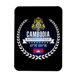 Magnet Flexible Le Cambodge