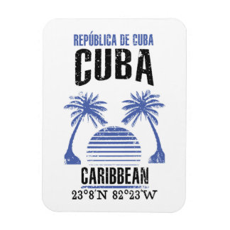 Magnet Flexible Le Cuba