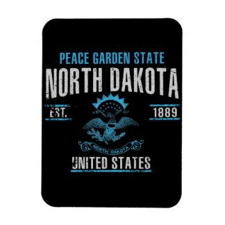 Magnet Flexible Le Dakota du Nord