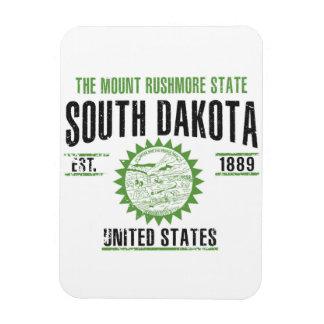 Magnet Flexible Le Dakota du Sud