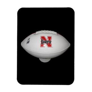 Magnet Flexible Le football du Nébraska