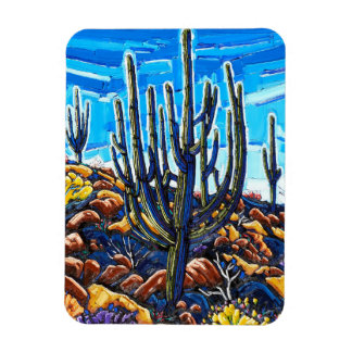 Magnet Flexible Le grand aimant de Saguaro