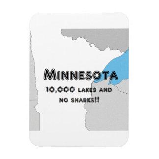 Magnet Flexible Le Minnesota drôle