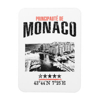 Magnet Flexible Le Monaco