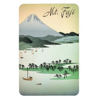 Magnet Flexible Le mont Fuji