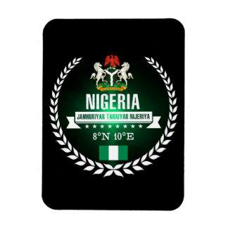Magnet Flexible Le Nigéria