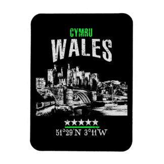 Magnet Flexible Le Pays de Galles
