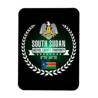 Magnet Flexible Le Soudan du sud