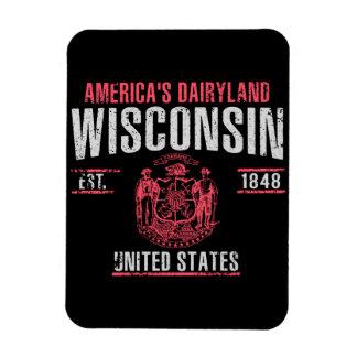Magnet Flexible Le Wisconsin
