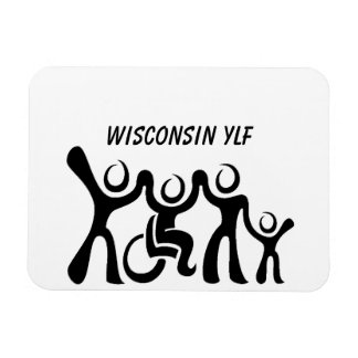 Magnet Flexible Le Wisconsin YLF