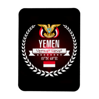 Magnet Flexible Le Yémen