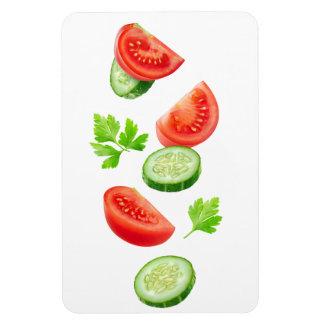 Magnet Flexible Légumes de vol