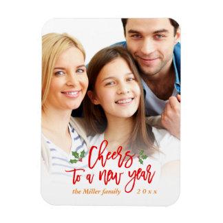 Magnet Flexible Les acclamations à une famille de vacances de