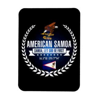 Magnet Flexible Les Samoa américaines