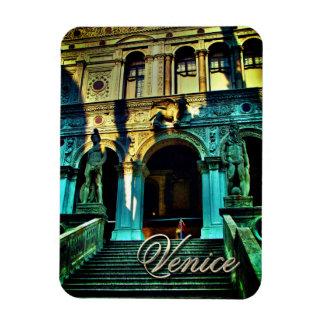 Magnet Flexible L'escalier de Giants - Palais des Doges, Venise,