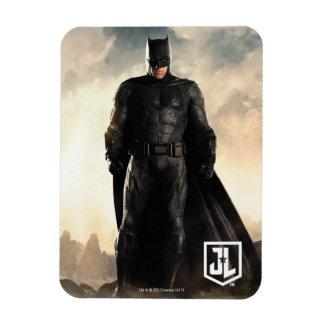 Magnet Flexible Ligue de justice   Batman sur le champ de bataille