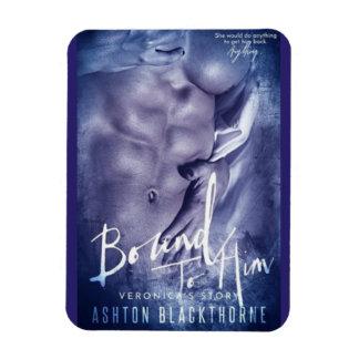 Magnet Flexible Limite à lui par la couverture de livre d'Ashton