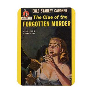 Magnet Flexible L'indice du meurtre oublié
