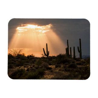 Magnet Flexible Lumière dans le désert