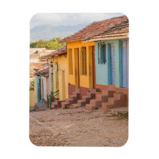 Magnet Flexible Maisons résidentielles, Trinidad, Cuba