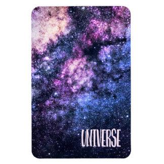 Magnet Flexible Manière laiteuse de photo d'univers en ciel